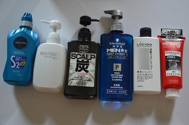 【男士生髮洗頭水,你試過幾多枝?】盤點各大生髮方法利弊